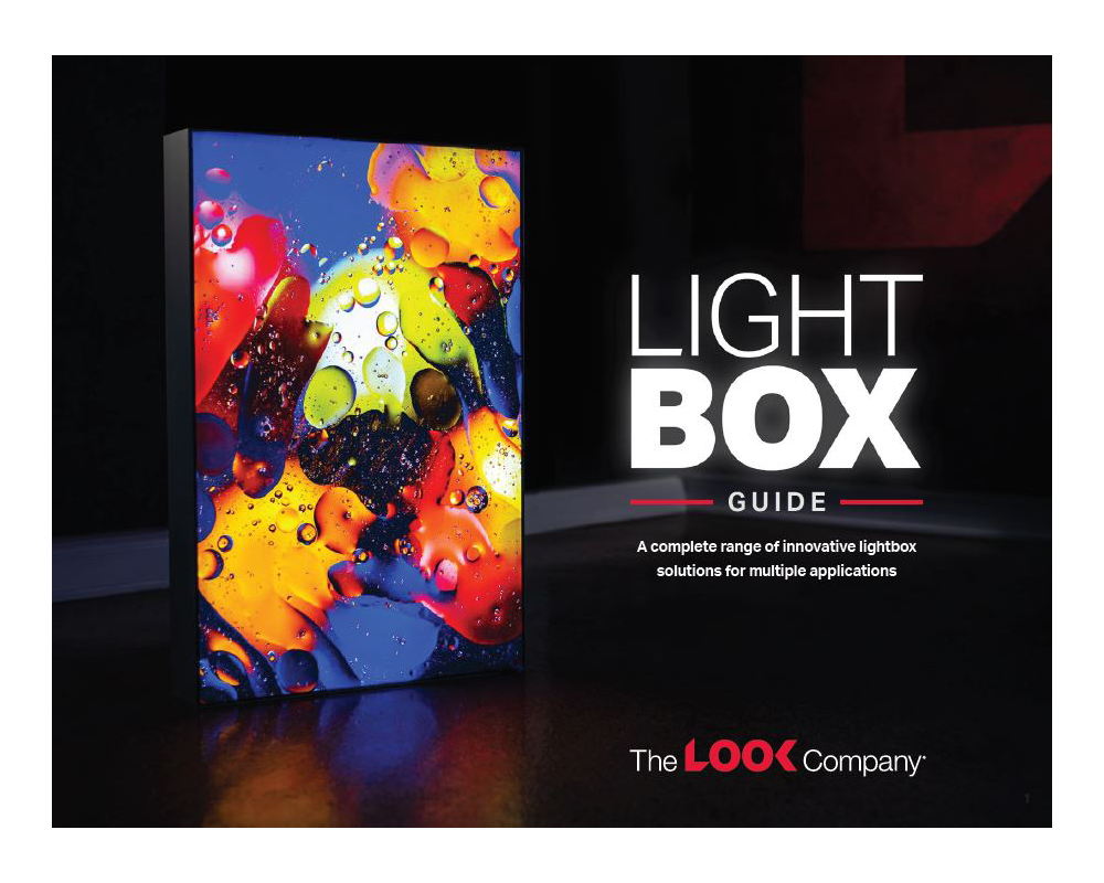 Lightbox Guide Cover - Transparent Glow 2
